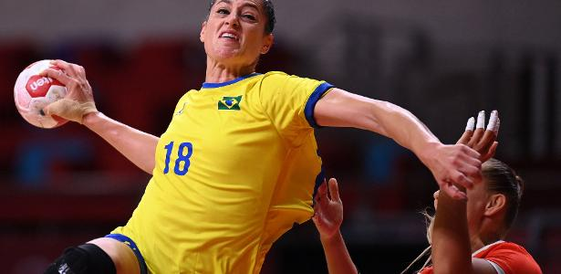 Brazil manages the advantage and easily beats Hungary in handball - 07/27/2021