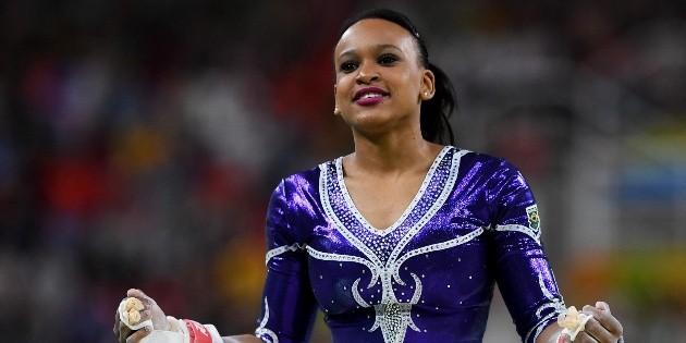 Brazilian gymnast Rebecca Andrade contests the gymnastics final, check where to watch the live broadcast