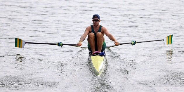 Brazilian rowing qualifies for the quarter-finals in Tokyo