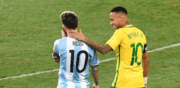 CONMEBOL elects Neymar and Messi as the best players in the Copa America - 07/10/2021