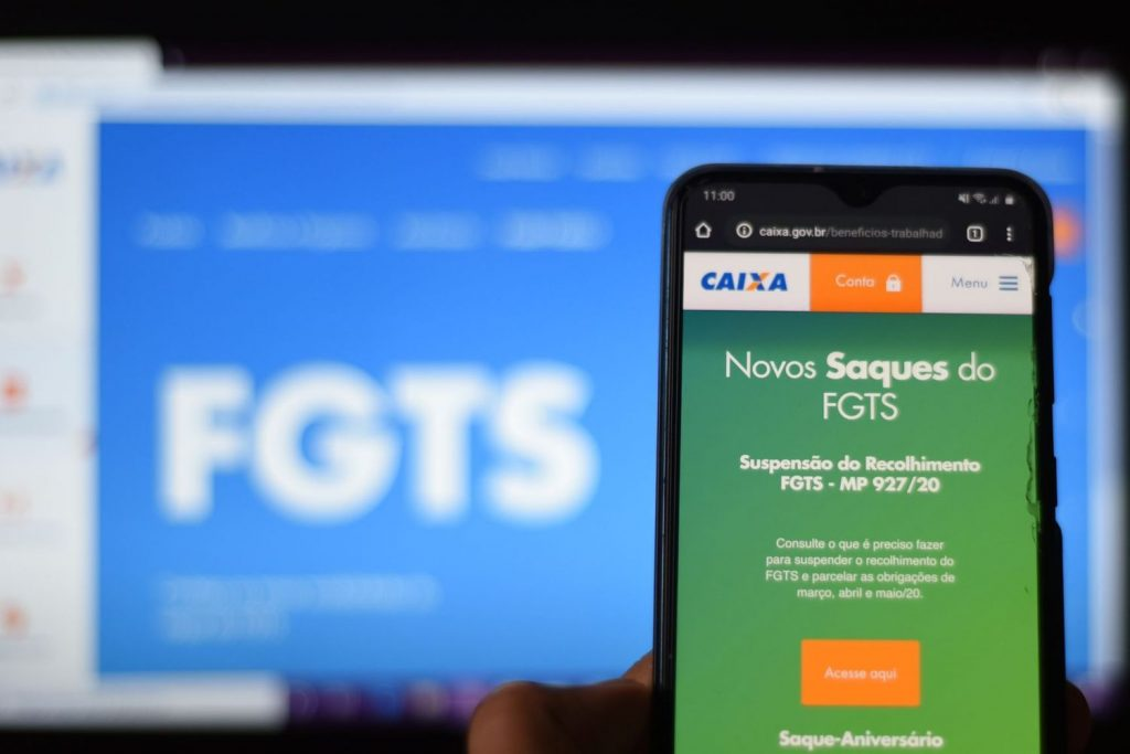 Caixa released new FGTS withdrawals worth up to R$2,900 extra in July