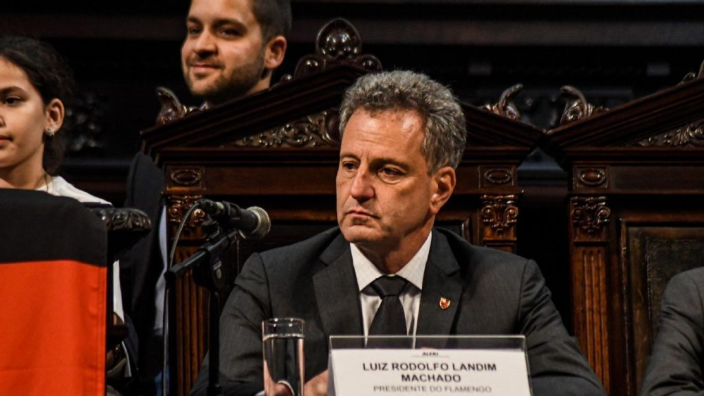 Flamengo president denounced for his fraudulent management by the Public Prosecution
