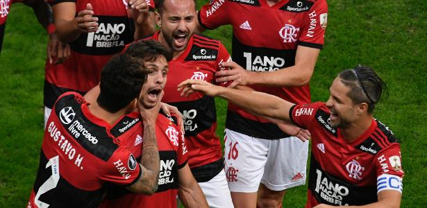 Flamengo shakes the crowd and crushes Devenza and goes to the quarter-finals in Libertadores - 07/21/21