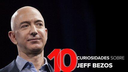 10 Curiosities About Jeff Bezos
