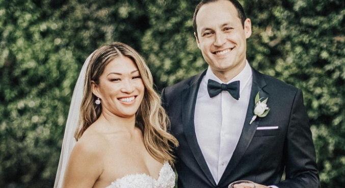Jenna Ushkowitz, Tina from Glee, weds in intimate ceremony