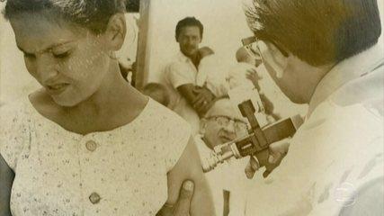 40 years ago, mankind overcame smallpox