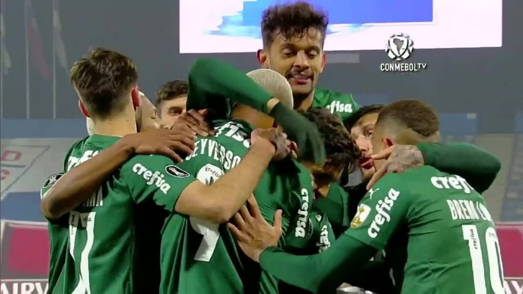 Safety ball: Vega keeps 100% on penalties and gives Palmeiras an edge in the Libertadores    Palm trees