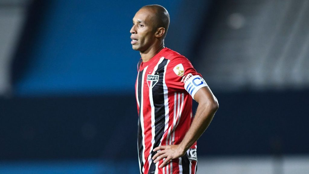 Sao Paulo Miranda and two others lose to the Libertadores play-off
