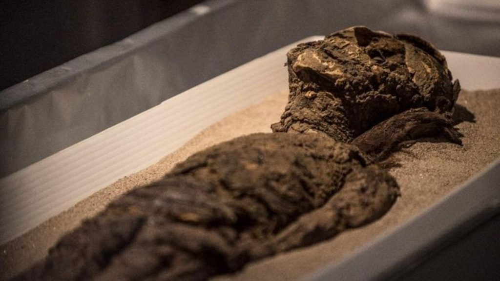 The amazing ancient civilization that mummified the dead 2000 years before the Egyptians    science and health