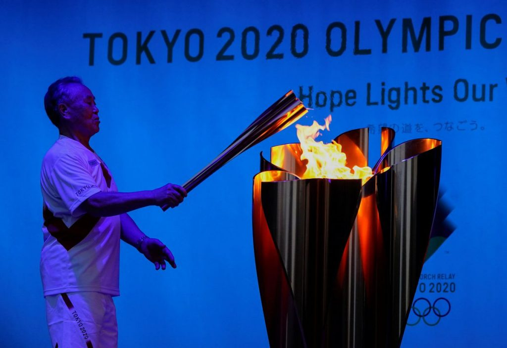 Tokyo 2020 Olympic Games Opening Live    A celebration remembering the victims of Covid-19 and an atypical sports preparation    Olympic Games 2021