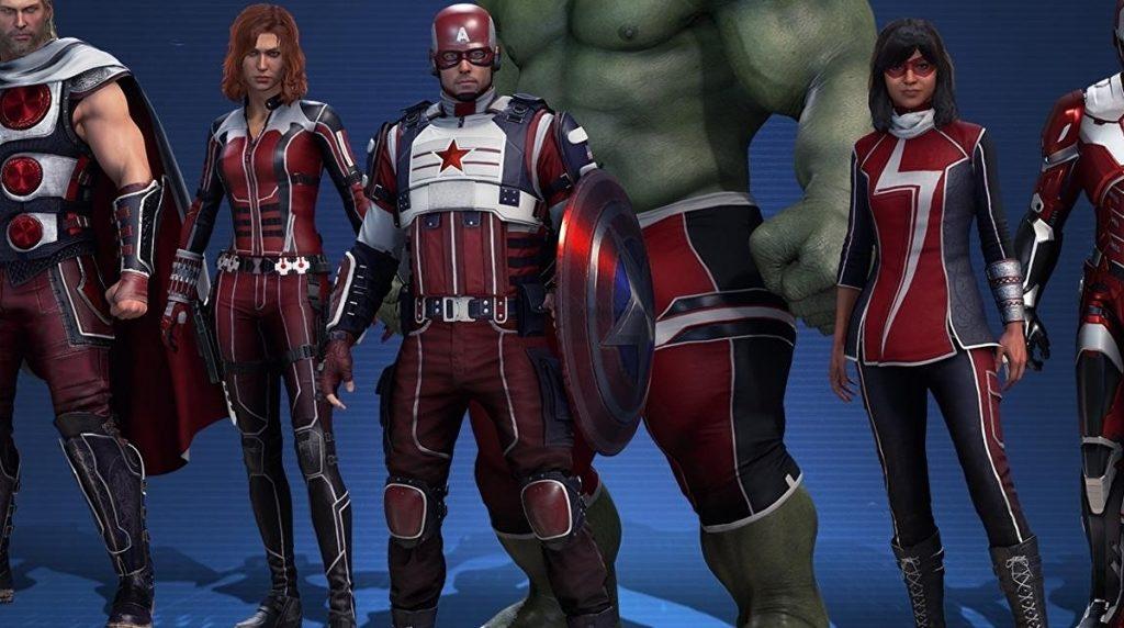 Try Avengers for free • Eurogamer.com