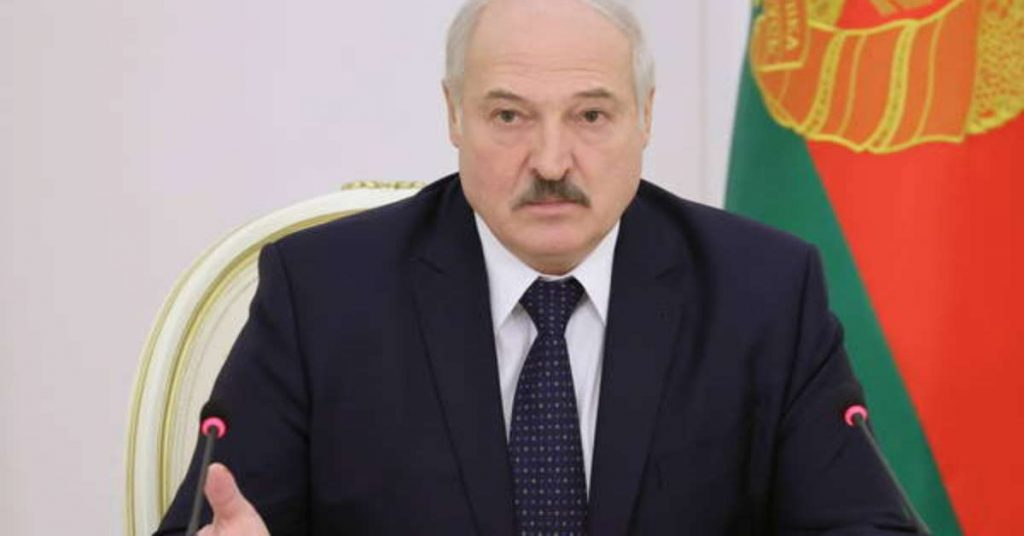 Within a year of the election, the United States and the United Kingdom imposed sanctions on Belarus