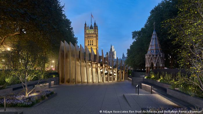 The UK is planning a controversial Holocaust memorial