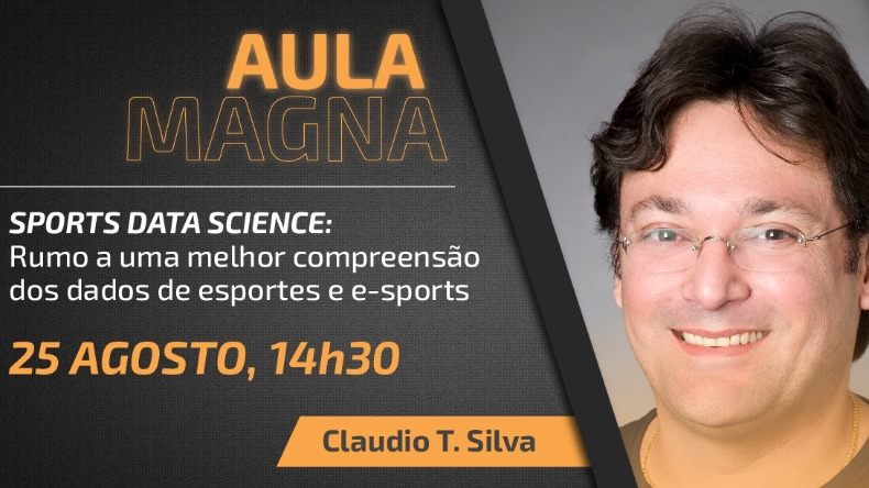 Brasilero reveals how data science will transform sports - entertainment and culture