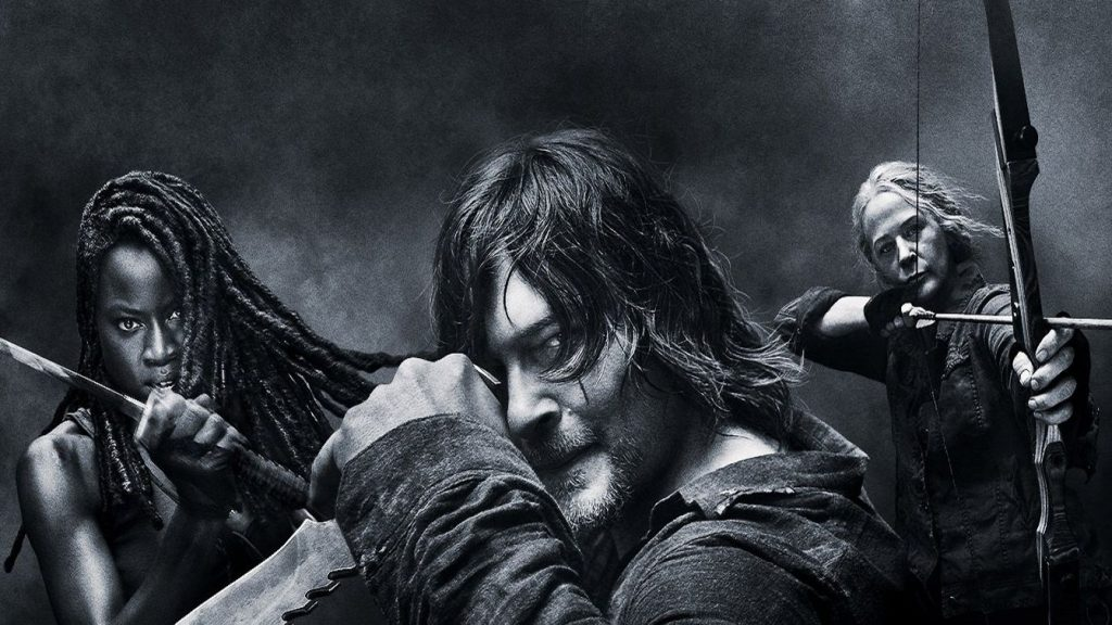 The Walking Dead │ Season 11 will be exclusive to Star + and not on cable TV