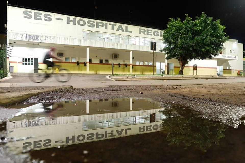 Construction of Gamma Regional Hospital (HRG)