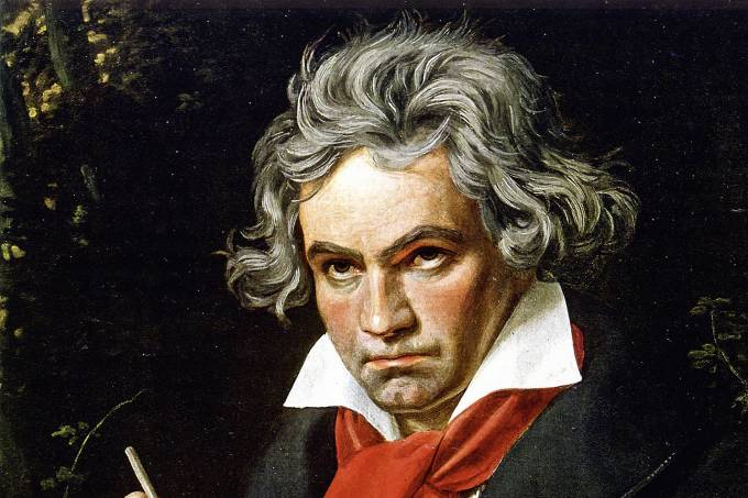 Ludwig van Beethoven, German composer of famous works such as the Ninth Symphony (Image: Propaganda)