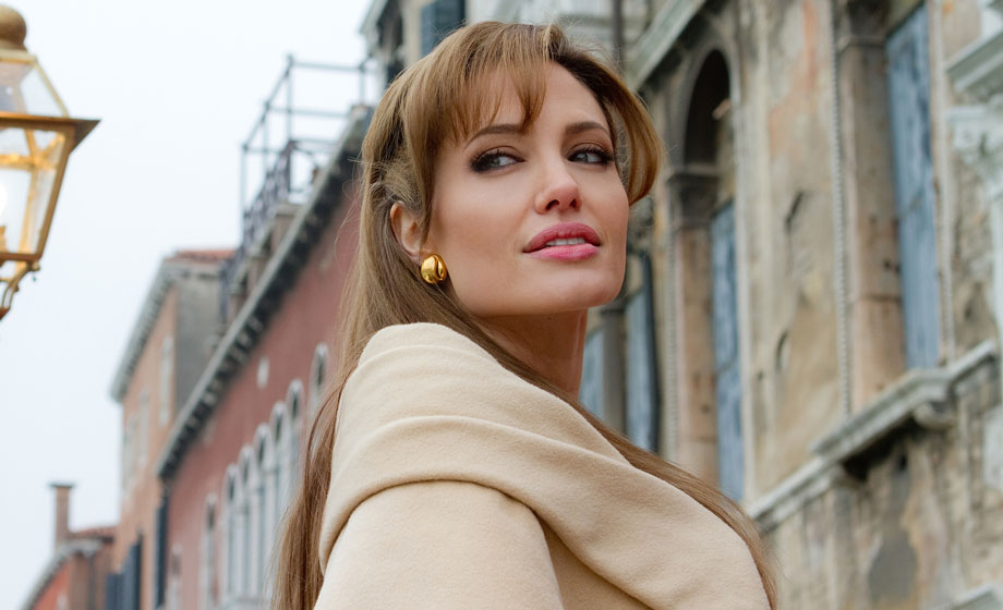 Angelina Jolie, American actress (Image: Publicity)