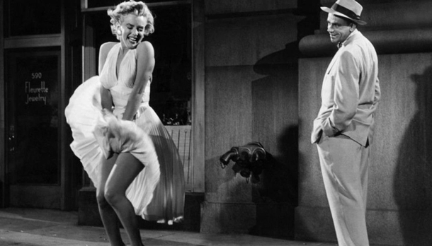 Marilyn Monroe, American actress (Image: Publicity)