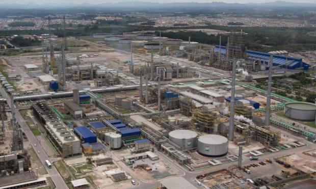 Ripar is responsible for approximately 12% of the national production of petroleum products, including diesel, petrol, LPG, coke, asphalt and propylene, located in the municipality of Perura.