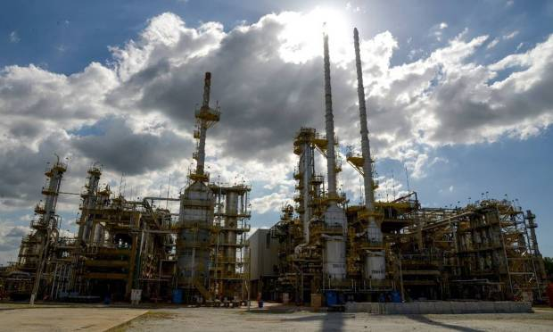 Shale Industrialization Unit (SIX) is located at São Mateus do Sul (PR), one of the largest shale reserves in the world Photo: Exposure