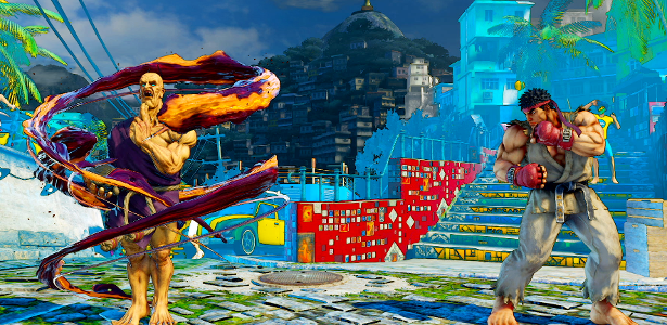 Street Fighter V earns new fighters, Akira and Oro, today (16)