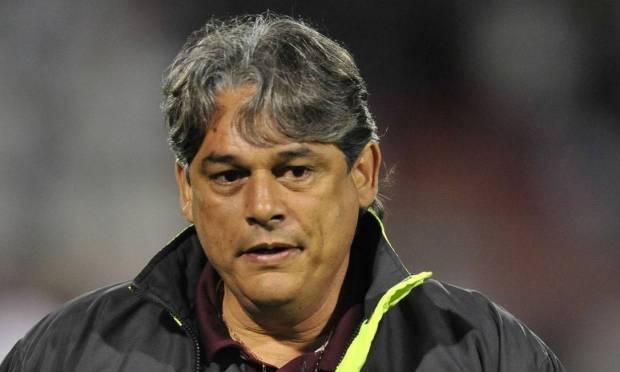 Marcelo Vega.  The São Bernardo technician died in December last year at the age of 56 after being taken to hospital Photo: Divulgação/Portuguesa/Twitter