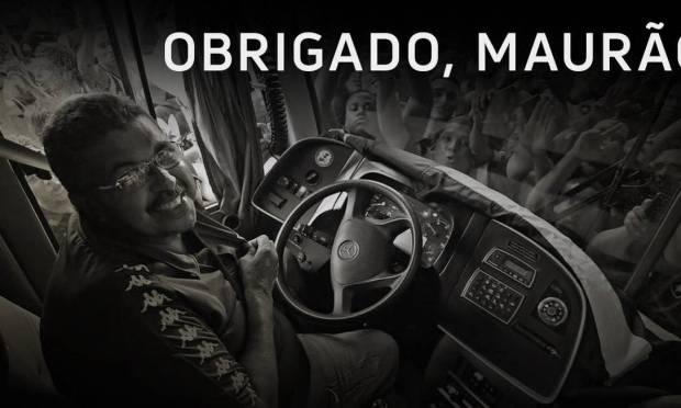 Mauro Sampaio, Maurao.  O piloto do Botafogo morreu aos 63 anos, em janeiro. Foto: Divulgação / Botafogo