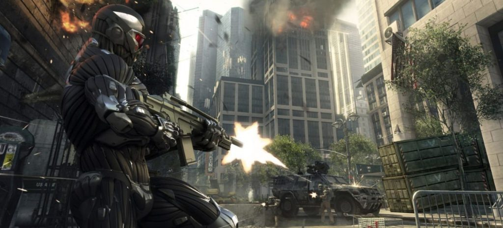 Crysis 2 Remastered will run at 60fps on PS5 but will not have Ray Tracing