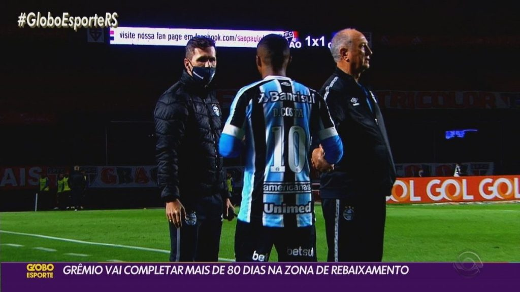 Under pressure and protests, Grêmio faces head-on to avoid Cuyaba's escape    Syndicate