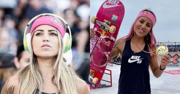 Skateboarder Leticia Bufoni Has 20 Million R$ of Assets - Behavior
