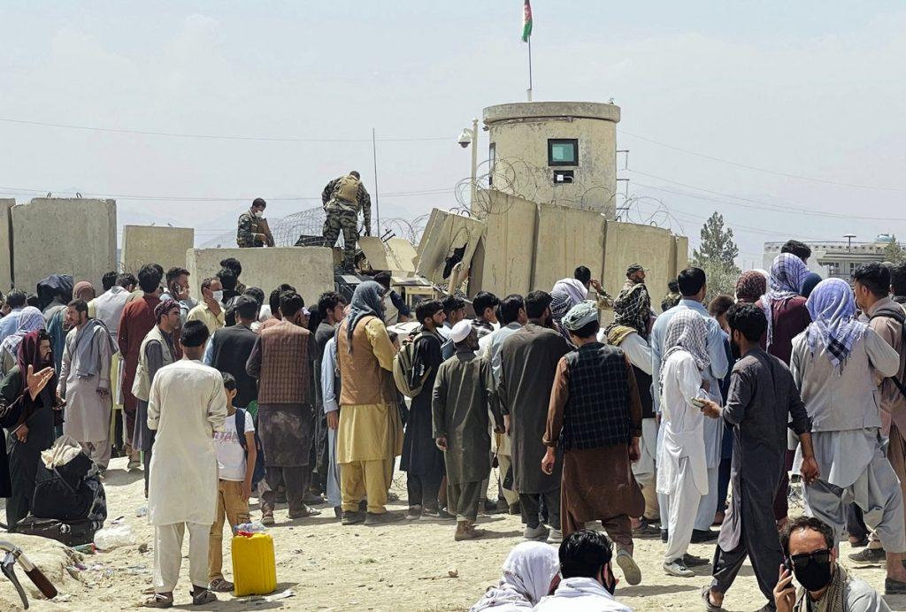 Taliban leader holds US responsible for chaos at Kabul airport |  Globalism