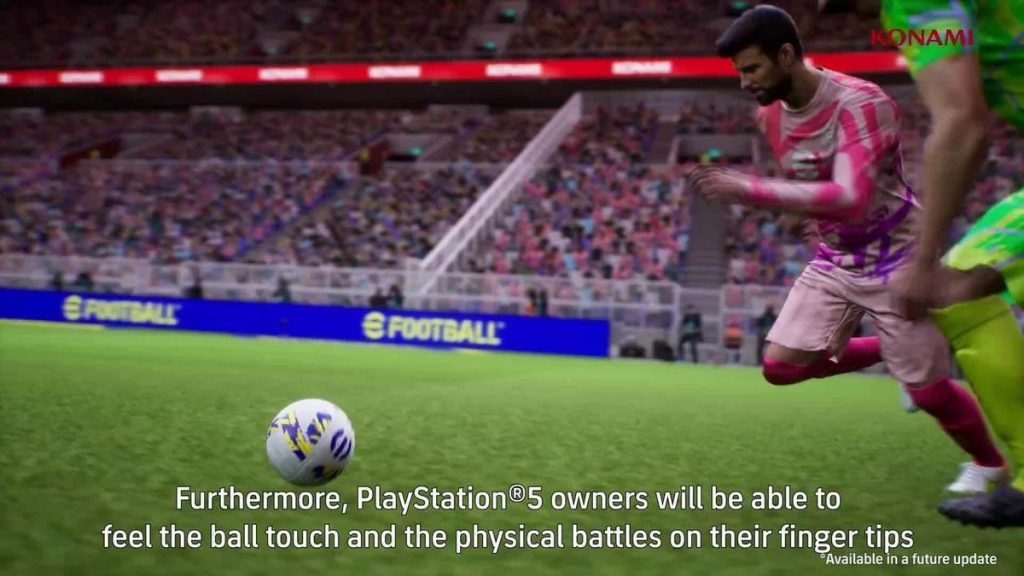 eFootball releases a new trailer with gameplay details;  see    Foot
