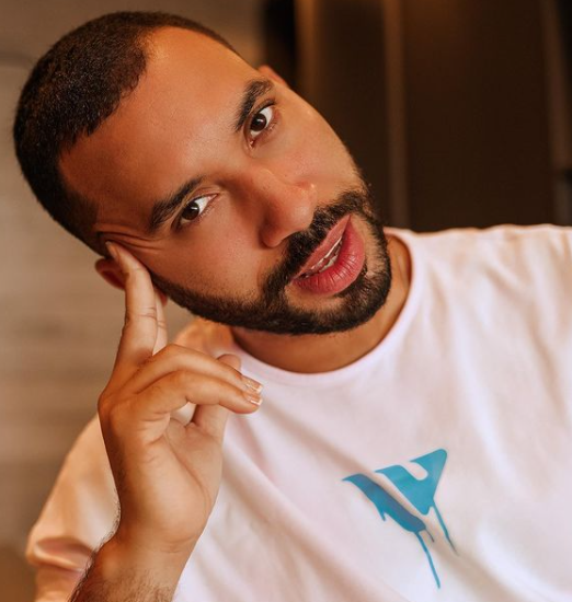 Gil de Vigor reveals that he is not officially dating (Image: Instagram)