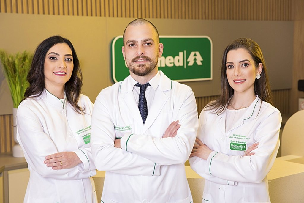 Unimed Pato Branco begins its services at the new Oncology Center    Special Announcement - Unimed Pato Branco