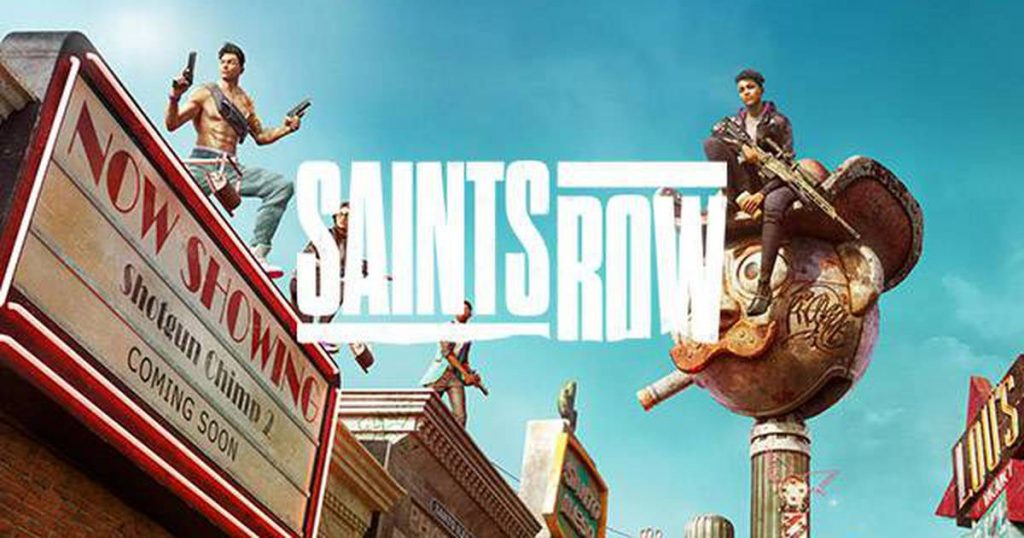 The Enemy - Saints Row wins a video game showcasing the city, fighting and gangs