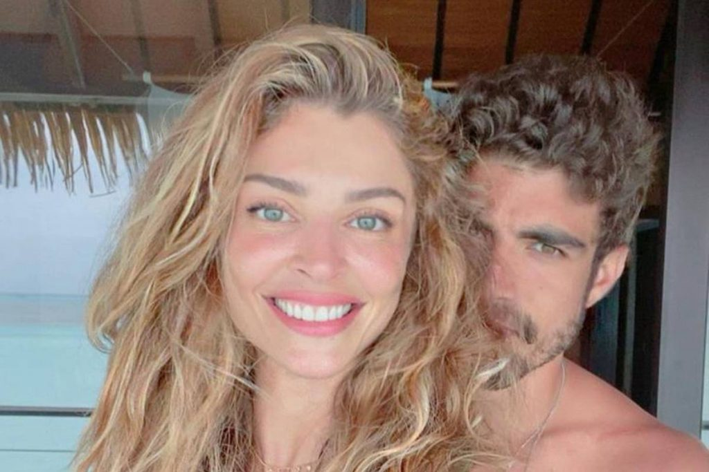 Exclusive!  The relationship between Cayo Castro and Grazie Massavera has ended