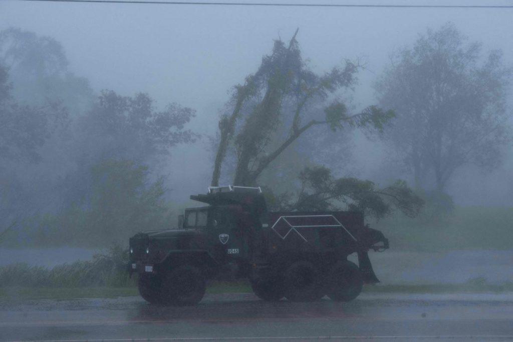 Ida hits the Louisiana coast as the deadliest hurricane in recent years