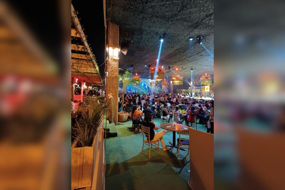 Café de la Musique breaks ban and DF Legal fined three times