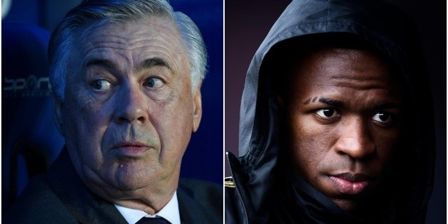 """Ancelotti reveals advice to Vinicius Junior in Real Madrid: """"The player is too young"""";  Brazilian brand in the beginning"""