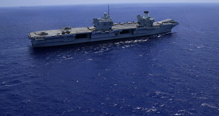 Chinese nuclear submarines found following UK aircraft carriers