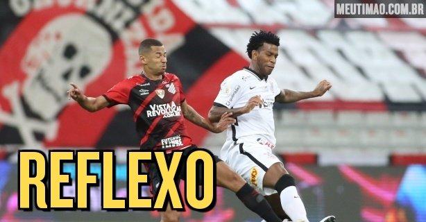Corinthians do internal analysis on serving match against Atletico-PR