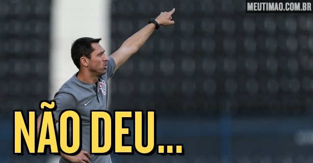 Corinthians were defeated by Gremio and reached four matches without winning in the Brazilian U-20 team