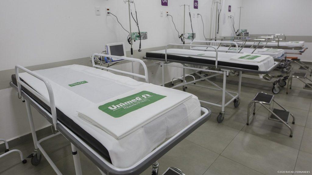 Covid-19: Unimed focuses on services at CAC on Avenida Nove de Julho    Unimed Ribeirão Preto Advertising Special