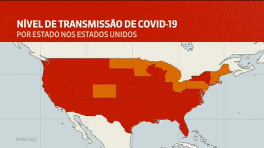 Florida experiences outbreak of new Covid-19 cases    Globalism