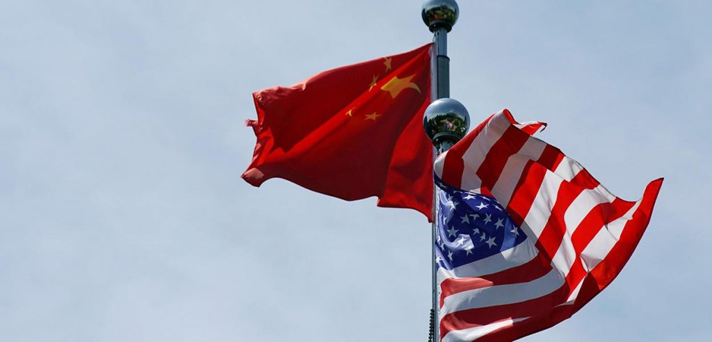 For the first time, the United States has held talks with the Chinese military, led by Biden