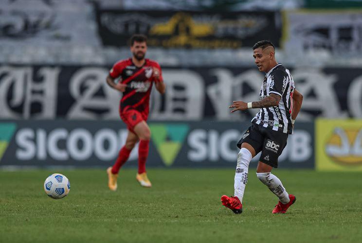 Galo x Athletico-PR: Click and follow the match live for Campeonato Brasileiro - Rádio Itatiaia