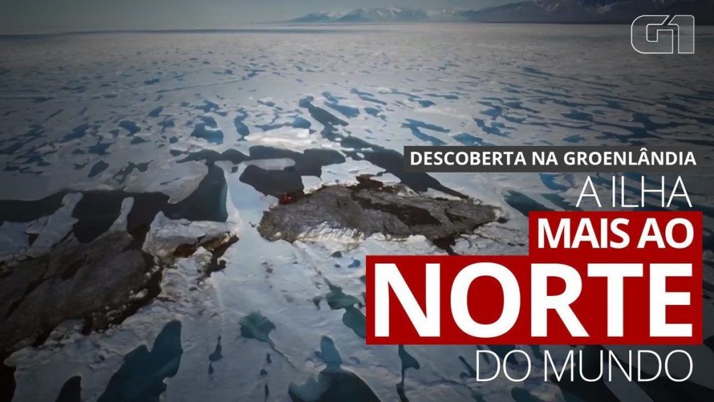 """Greenland expedition discovers """"the northernmost island in the world"""" 