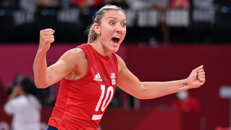 How to watch the final match of volleyball in the United States and Brazil live