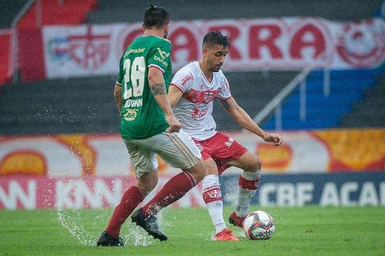 In a low-key match, Cruzeiro tied with the Balochistan Red player in the second division - Lodi Valley News.com